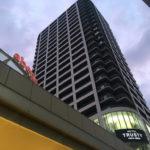 ホテルトラスティ 大阪 阿倍野に宿泊しました。高級感のあるワンランク上のビジネスホテル。